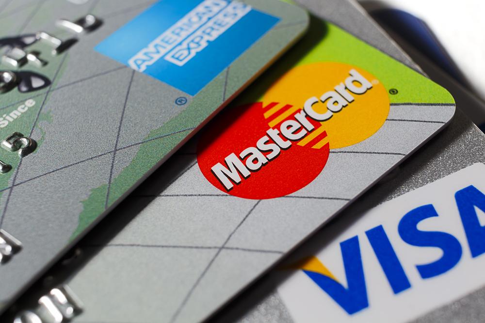 Unterschiede bei Kreditkarten